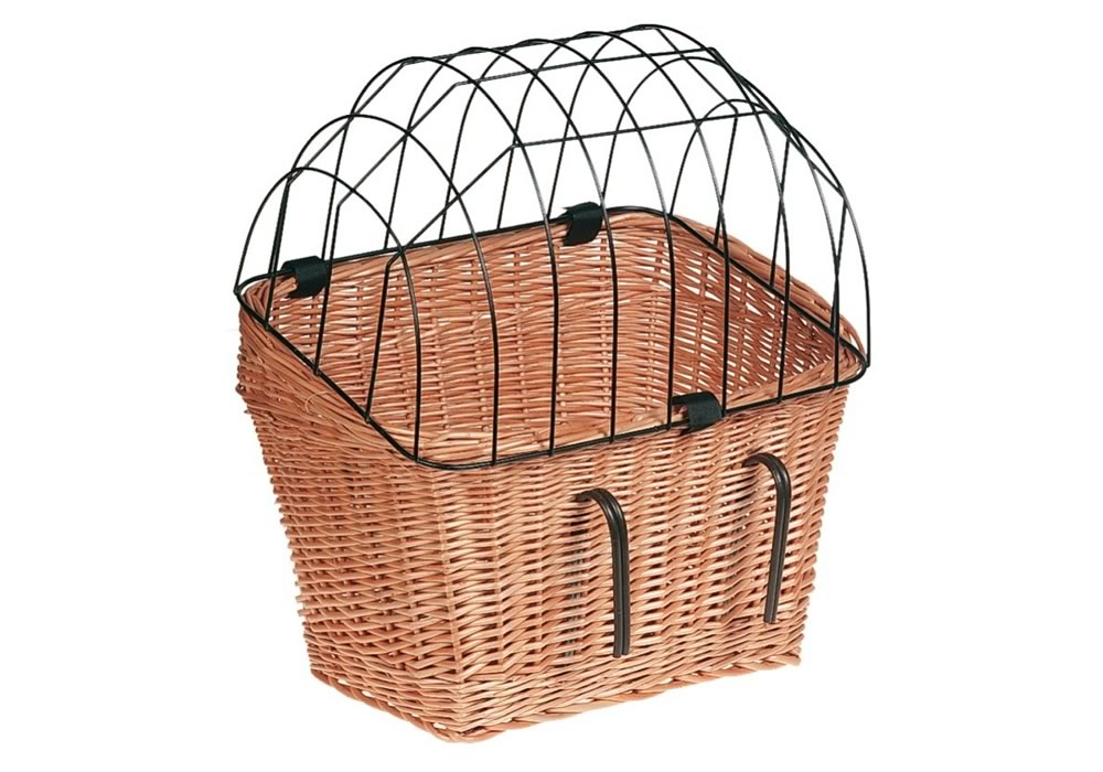 Cycl'atlantic - Rent a dog basket for bikes