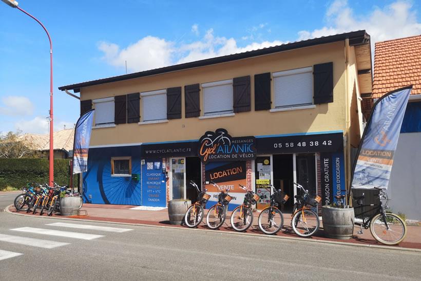 Cycl'Atlantic - Messanges
